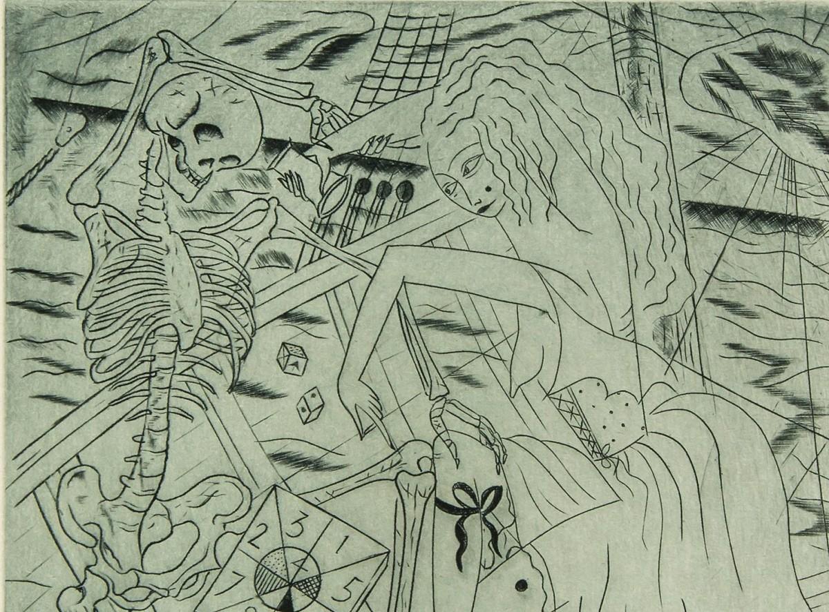 david jones monc modernist network cymru david jones coleridge the rime of the ancient mariner an illustrated lecture