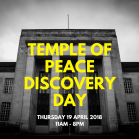 TEMPLE OF PEACE DISCOVERY DAY APRIL